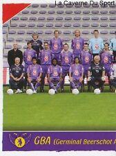188 EQUIPE TEAM BELGIQUE GERMINAL BEERSCHOT STICKER FOOTBALL 2007 PANINI