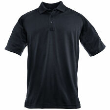 Men's No Pattern Polyester Loose Fit Polo Casual Shirts & Tops