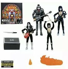 KISS Psycho Circus 3 3/4-Inch Action Figure Deluxe Box Set Convention Exclusive
