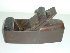 antique vintage wborne w borne wood plane archer london ward coffin bull nose
