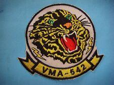 VIETNAM WAR  PATCH, USMC MARINE ATTACK SQ  VMA-542 TIGERS