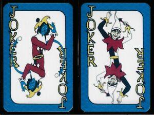 Jokers Pair, Single Cards, Lot No. 936