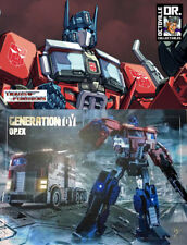 Authentic Generation Toy IDW GT-03 EX OP (OP.EX) / IDW Optimus Prime Brand New