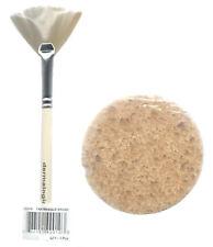 Dermalogica Fan Masque Brush Sponge Set Authentic New & Sealed