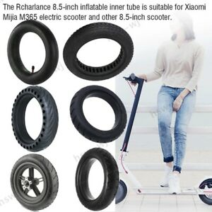 Solid Tire Wheel Explosion-proof Tyre for Xiaomi Mijia M365 Electric Scooter