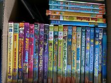 My Kid's DVD Library $3-$8 Each (See DVD Titles)