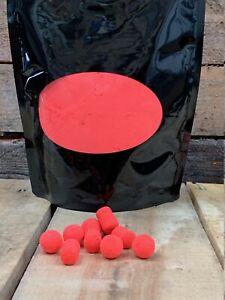 pop up mix 1 kilo Fluoro RED  Ready to go, !