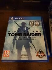 Rise of the Tomb Raider 20 Year Celebration [Sony PlayStation 4 Ps4 Square Enix]