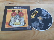 CD Metal Kruger - Redemption Through Looseness (9 Song) LISTENABLE REC cb