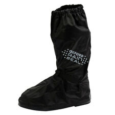 Oxford Rainseal Waterproof Motorcycle Over BOOTS Medium OBM