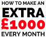 BUSINESS IDEA FOR SALE | MAKE £1,000+ EVERY MONTH FROM HOME | ££££££££££££££££££