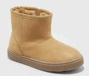 Toddler Boys' Arias Winter Boots Tan - Cat & Jack - CHOOSE SIZE