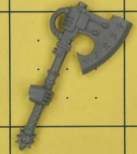 Warhammer 40K Space Marines Space Wolves Wolf Guard Terminator Frost Axe