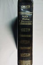 GRADUS AD PARNASSUM NOUVEAU DICTIONNAIRE POETIQUE LATIN-FRANCAIS 1841