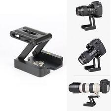 Z Type Tripod Camera Folding Photography Studio Flex Tilt Head Bracket Stand New