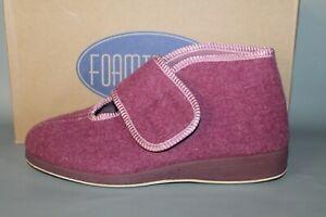 Women's Foamtreads Tradition Dusty Rose Bedroom Slippers