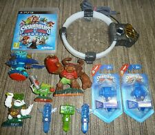 SKYLANDERS TRAP TEAM LOT PLAYSTATION 3 PS3 GAME PORTAL POWER 4 FIGURES 5 TRAPS