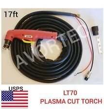 20ft Replacement Plasma Cutter Torch for Everlast® 60S 70S 80S