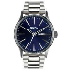 Nixon Stainless Steel Wristwatches