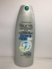 Garnier Fructis Anti Dandruff Clean & Fresh 2in1 Shampoo + Conditioner 13oz