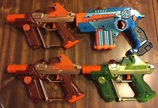 Tiger Lazer Tag Phoenix LTX + Tag Team Ops Guns Lot