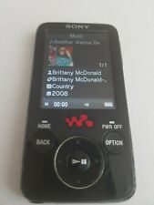 Sony Walkman NWZ-E436F Black (4GB) Digital Media Player