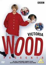 VICTORIA WOOD Presents... DVD - New But NOT Sealed (Thin Case)