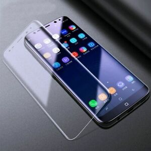 Full Cover Tempered Glass Screen Protector For Samsung Galaxy Note 10+ S10 S9 S8