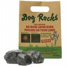 Productos para mascotas perro rocas podio protección de combustión de césped, deje de Mascotas marcas de orina 3 Tamaños