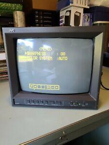 JVC TM-A130SU TV MONITOR , VIDEO GAME MONITOR
