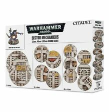 Warhammer 40k Sector Mechanicus Industrial Bases NIB