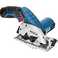 Bosch Gks 12V-26 Cordless Circular Saw 2X3.0 Ah 06016A100506016A1005