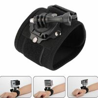 360 Degree Rotation Wrist Strap for GoPro Accessories Hero 3,4,5,6,7 Session