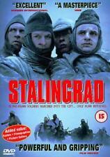 Stalingrad DVD 1994 by Dominique Horwitz Thomas Kretschmann Joseph Vilsmaie