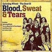 Blood, Sweat & Tears - The Best Of - Blood, Sweat & Tears CD AYVG