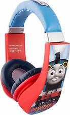 Thomas and Friends Cartoon Character Train 30385 Kid Safe Over the Ear Headphone
