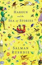 Haroun and the Sea of Stories  Salman Rushdie  Good  Book  0 Paperback