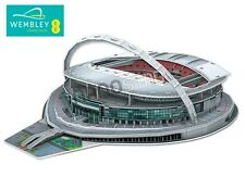 Wembley Stadium London ~ 3D Nanostad Jigsaw Puzzle ~ Official Licensed Product
