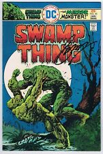 Swamp Thing #20 Good Signed w/COA Gerry Conway 1975 DC Comics