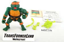 Rock N Roll Michaelangelo 100% Complete Wacky Action Original Ninja Turtles TMNT