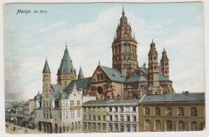 Allemagne Carte Postale - Mainz, Le Dom (A15)