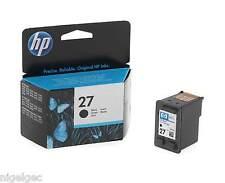 Hpc8727ae BLACK HP 27 C8727A C8727AE HP27 originale