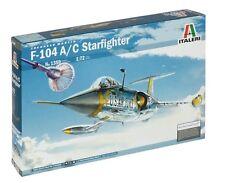 Italeri 1/72 F-104 a/c Starfighter # 1359