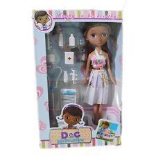 "Hot Cartoon 10"" Doc McStuffins Clinic Set Girls Figure Toy Doll Barbie Xmas"