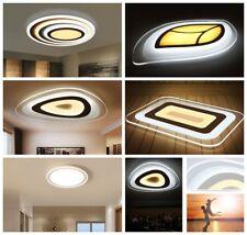 dimmbar LED Deckenleuchten Lichtfarbe-/heilligkeit einstellbar A++ Fernbedienung