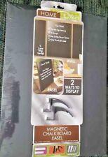 "The Board Dudes 11""x15.5"" Magnetic Chalk Board Easel AF120011"