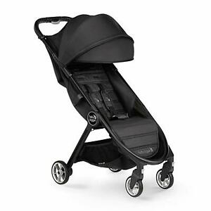 Baby Jogger City Tour 2 Stroller in Jet - Store Display Model  - BRAND NEW!