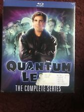 Quantum Leap: The Complete Series (Blu-ray Disc, 2017, 18-Disc Set) New Sealed