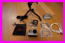GoPro HERO4 Action Kamera - mit Zubehörpaket