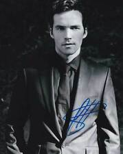 Ian Harding In-Person AUTHENTIC Autographed Photo COA SHA #72505